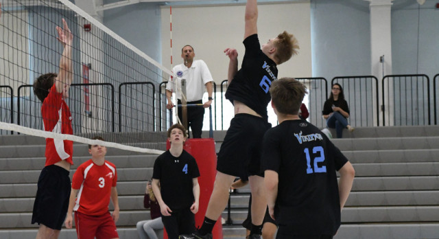 VASJ BOYS VOLLEYBALL – Vikings finish spring with emotional postseason win and high expectations