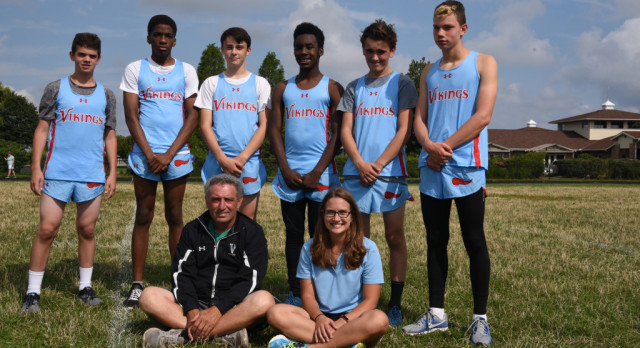 VASJ CROSS COUNTRY – Vikings represent well at another successful McDonough