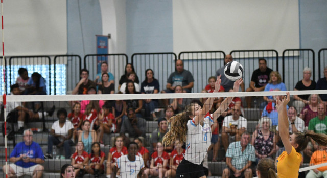 VASJ VOLLEYBALL – Vikings gearing up for push to the postseason