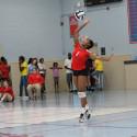 Girls JV Volleyball VS Trinity 9/27/2017