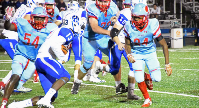 VASJ FOOTBALL – Vikings fall in NCL White title game at Cleveland Central Catholic