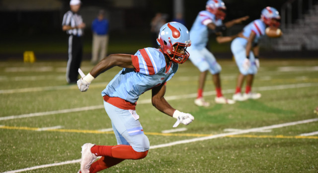 VASJ FOOTBALL – Three Vikings selected as first-team all-district