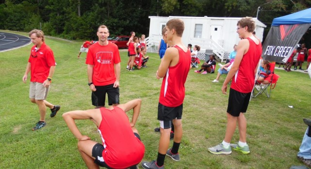 Cross Country Competes in State Meet