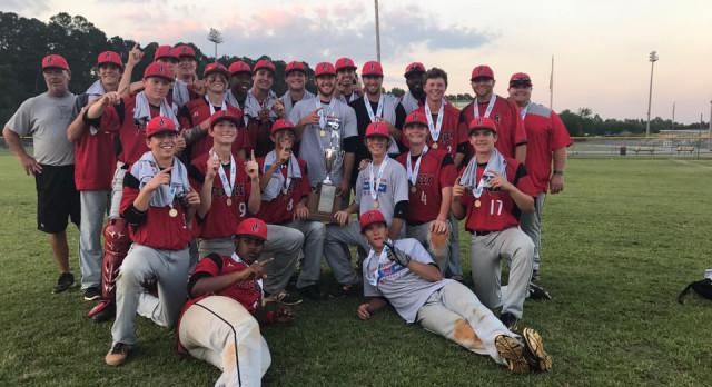 Fox Creek Varsity Baseball Wins SCHSL Class AA State Championship