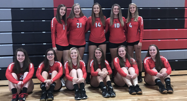 Fox Creek Varsity Volleyball Travels to Greenville to Play St. Joseph's in the 2nd Round of State Playoffs, Monday, Oct. 23 at 6:00 PM