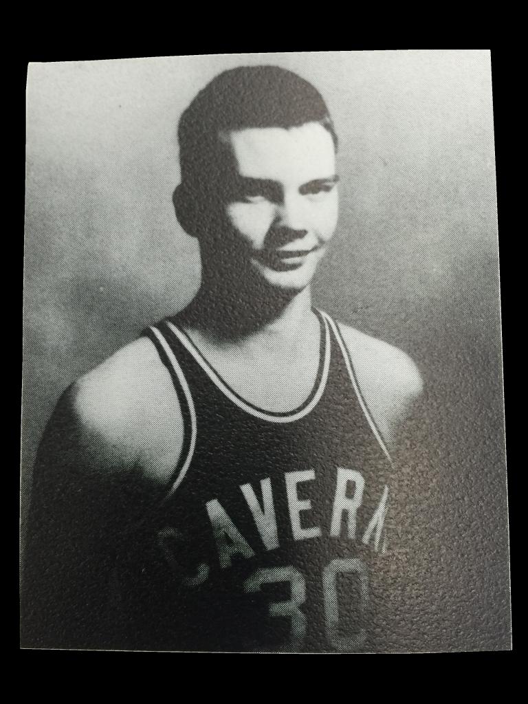Kenneth Sidwell 1953