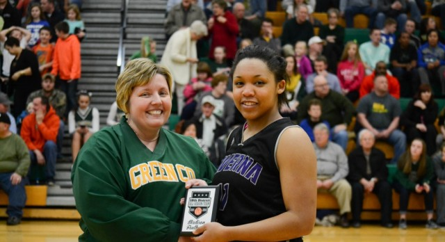 Madison Faulkner named 18th District All-Season & Tournament