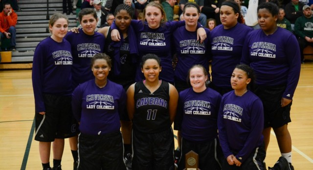 Lady Colonels: 18th District Runner-Up