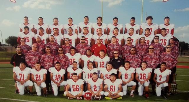 Gladiator Football Team