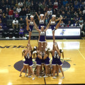 Cheer @ MBBall Vs Riverton