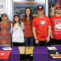 Signing Day Lehi Athletes 2017