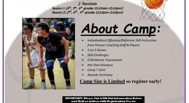 Lehi Summer Youth Basketball Camp