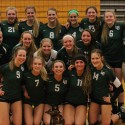 LO takes District volleyball title!
