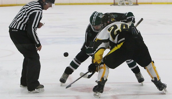Lake Orion's power play stays hot, Dragons down Farmington on ice