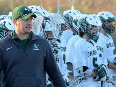 LO lacrosse coach named D1 Coach of the Year!
