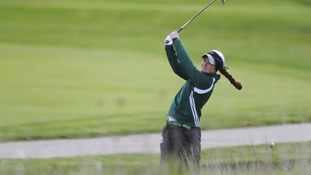 Lake Orion girls' golf tryouts this week!
