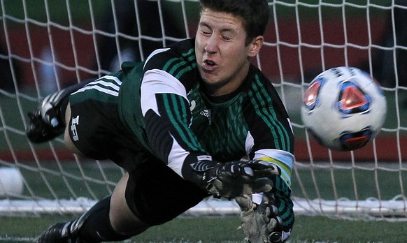 Dragons lose to Falcons, 2-1; exit state soccer playoffs