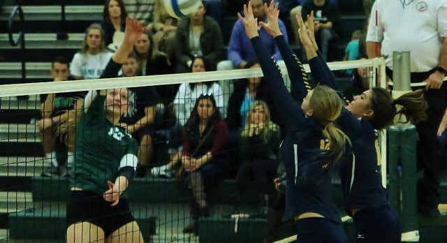 Lake Orion falls to Clarkston in five-set volleyball battle for District title