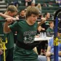 Boys Powerlifting at 2017 LO Invitational