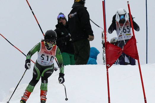 Lady Dragons take D1 Regional Ski Title, move on to State Finals