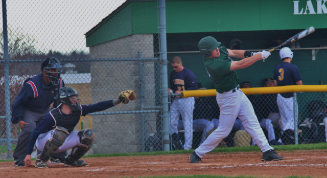 Lake Orion sweeps Clarkston in baseball action