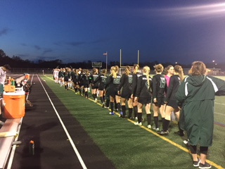 LO Girls Soccer Wins Third Straight