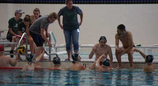 Troy Beats LO in Water Polo