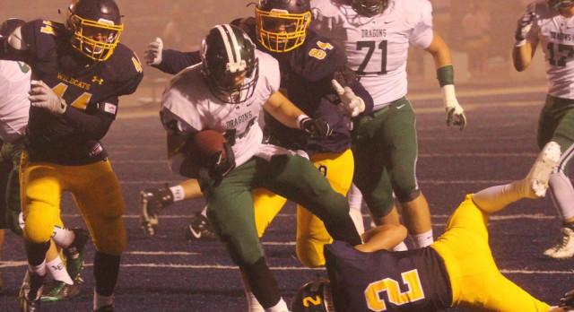Lake Orion Varsity Football beat Oxford High School 31-14