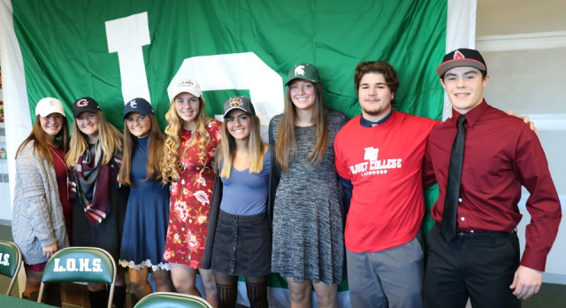 Eight Dragons Sign Letters of Intent