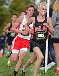 Student Profile: Vinnie Mauri, sophomore track star