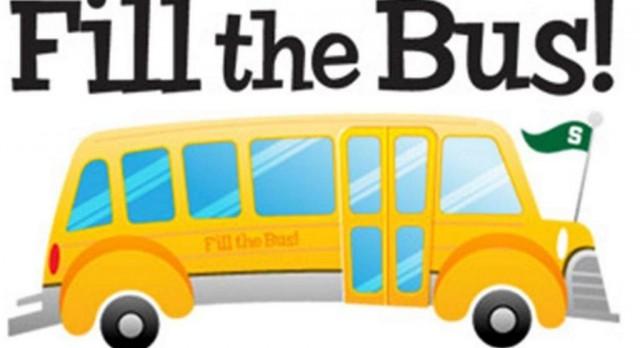 Fan Bus to Zeeland Stadium
