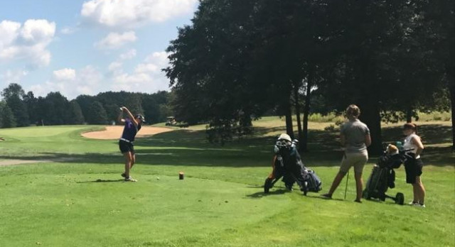 Girls Golf: Hines & Taylor medal at Gull Lake Invitational