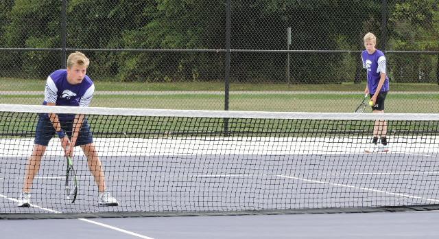 Boys Tennis: Three Rivers 6 Coloma 1