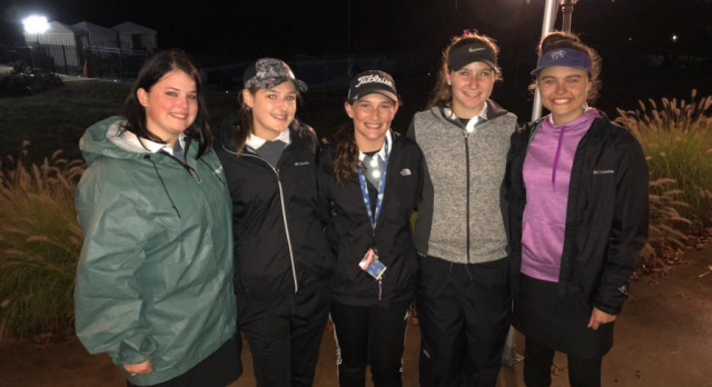 Girls Golf: Cats 4th at Regional; Taylor & Hines qualify for State Finals