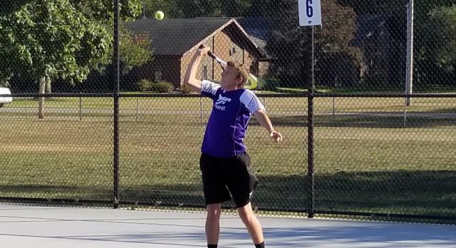 Boys Tennis: Bronson 5 Three Rivers 2
