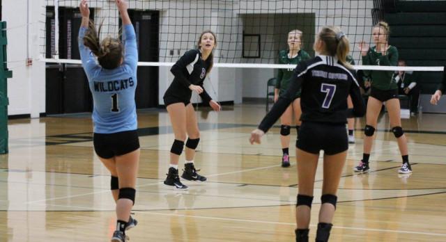 Volleyball: Wayland Invitational