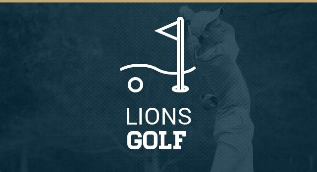 Anderson Earns All Conference Golf Honors