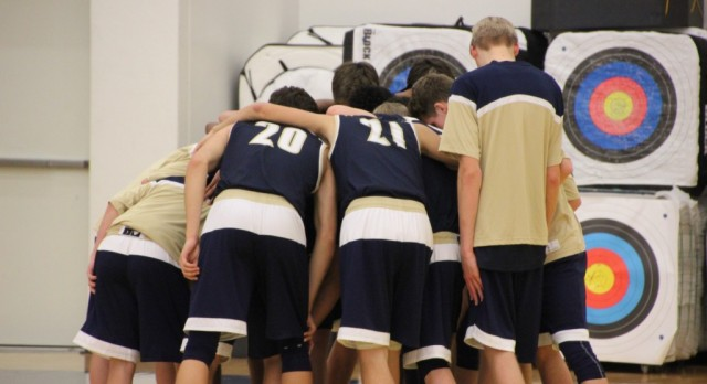 Lions Boys Basketball Advances in Section Play