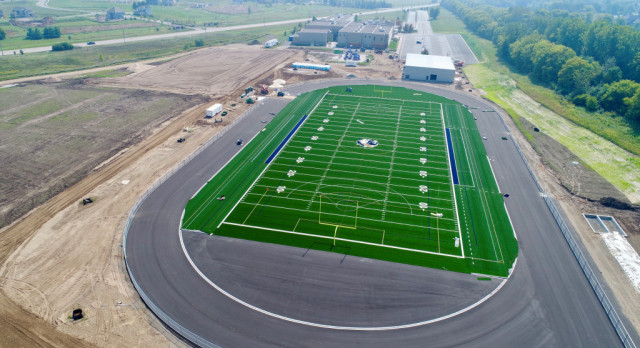 Section Soccer Tournament to Open Lions Field