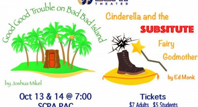 SCPA Theater Presents Two MS Plays!