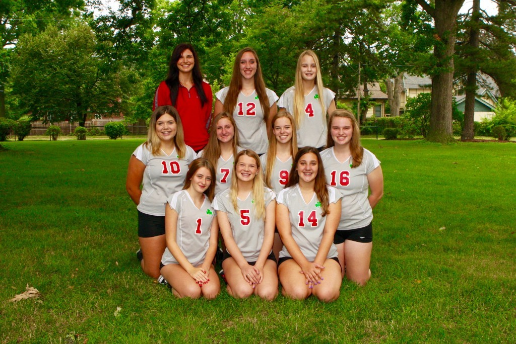 Volleyball Frosh