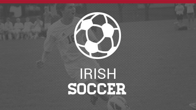 Fighting Irish Boys Soccer split games their opening weekend #GoFarGoIrish