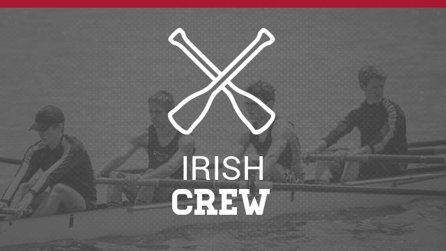 Irish Rowing Team begin practices this week #GoFarGoIrish