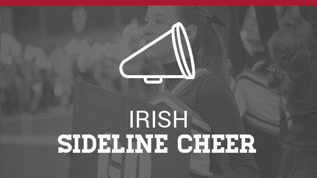 2016 Irish Cheer Clinic – Saturday, August 27, 2016