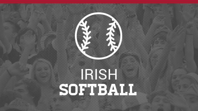 Lady Irish Softball Camp June 5 & 6, Register Today #GoFarGoIrish