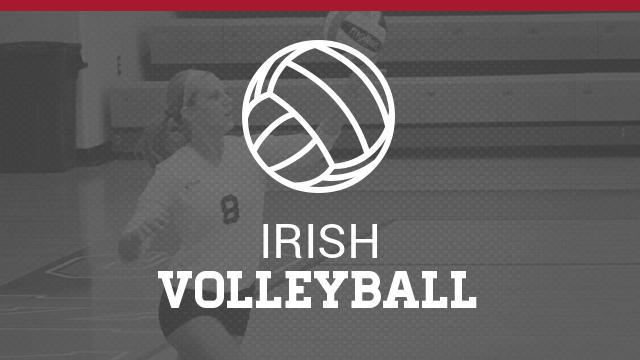 Lady Irish Volleyball taking on Norwalk today at CCHS #GoFarGoIrish