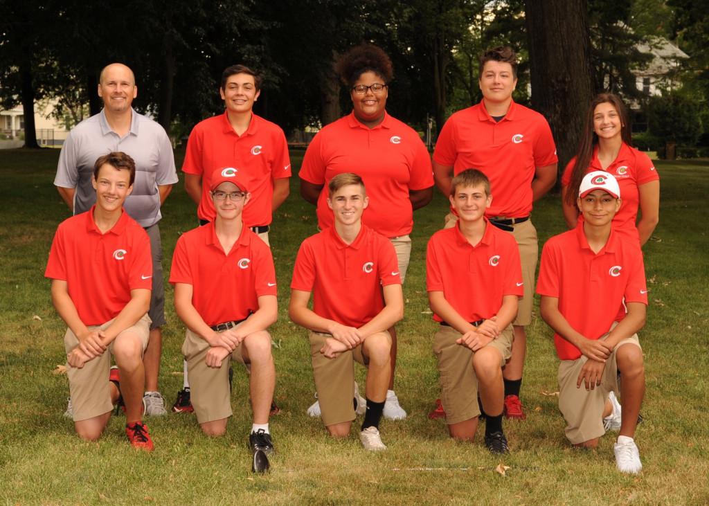 Golf Junior Varsity