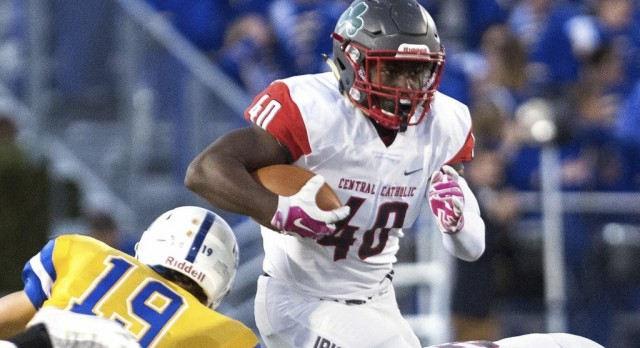 The Blade: Central Catholic stays unbeaten behind strong defensive stands