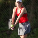 Photos from the Lady Irish tennis team against Sandusky Perkins #GoIrish