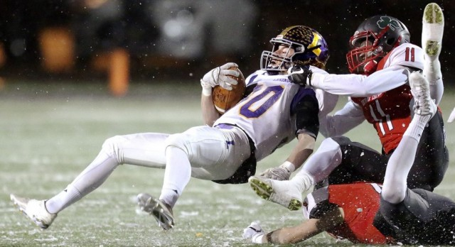 The Blade / BCSN: Central dominates, advances to state semifinals again